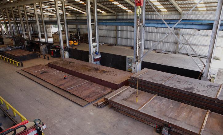 global steel fabrication facility 2