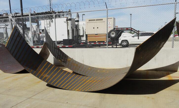 Global Steel Fabrication Rolling