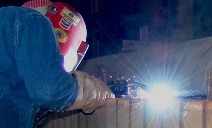 Global Steel Fabrication Welding