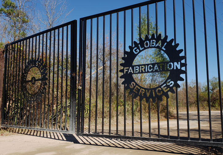 Global Steel Entrance